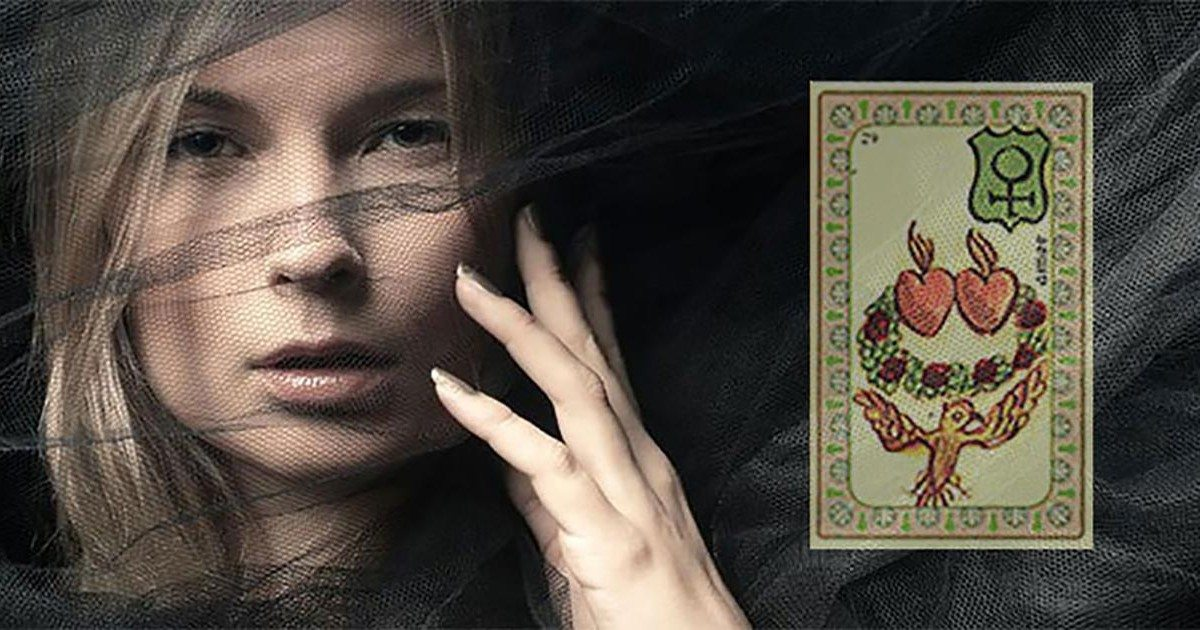 La carte de l'Amour de l'Oracle de Belline